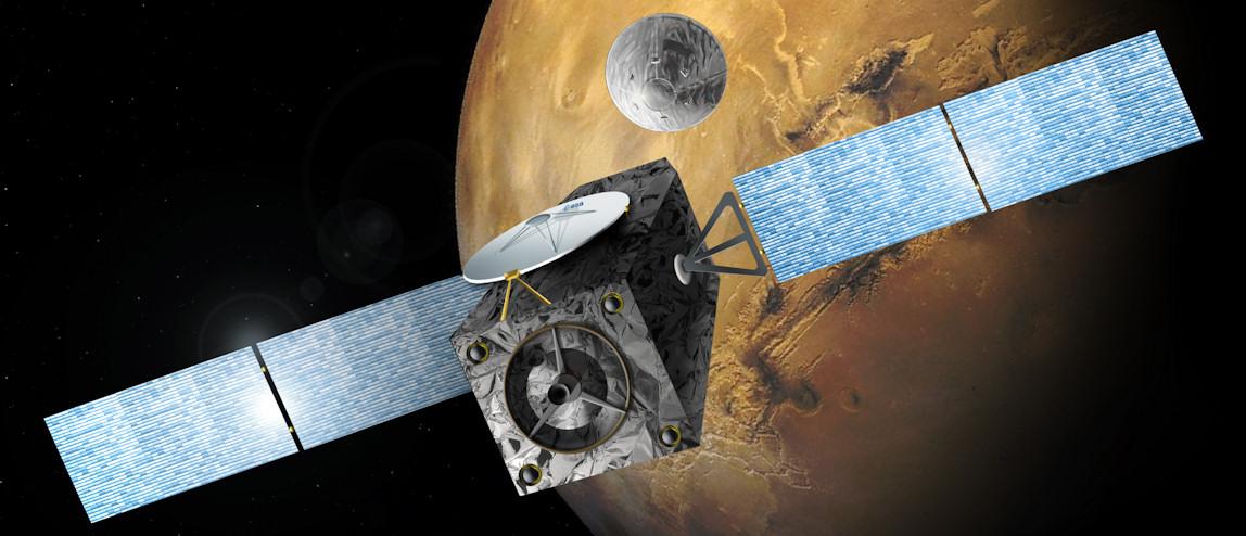 SWAN™ will land on Mars
